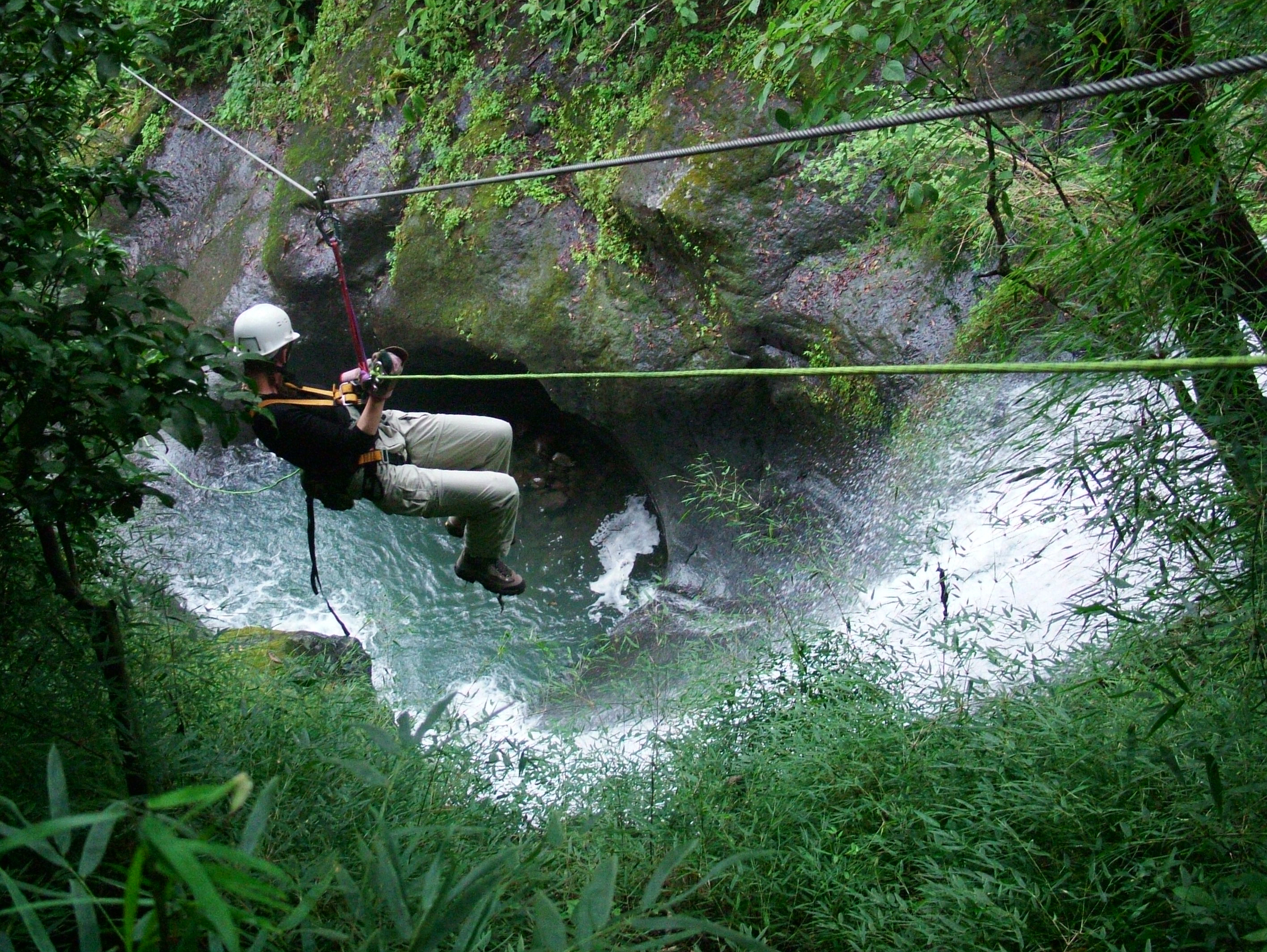 Guanacaste adventure tours – grab an opportunity to fly over the waterfalls like a Superman image 4